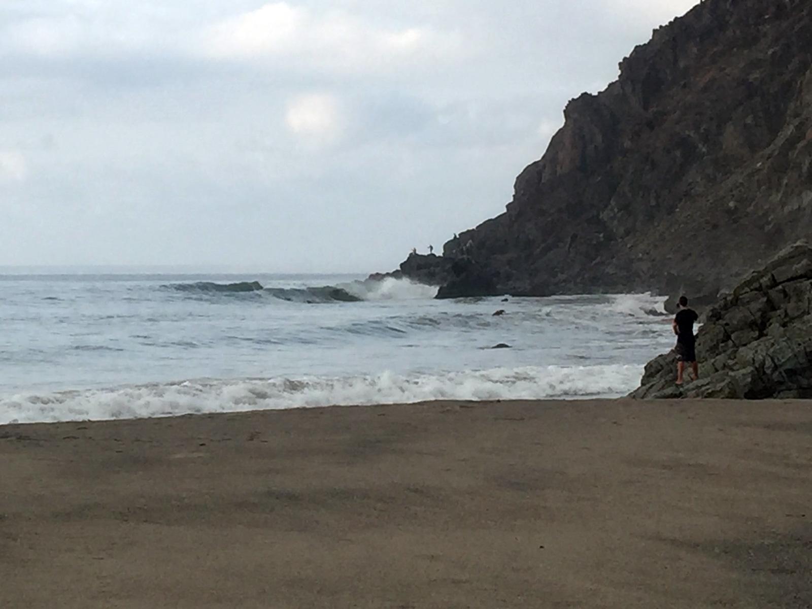 Las Palmeras Surf Camp, Salina Cruz, Escondida March 2018