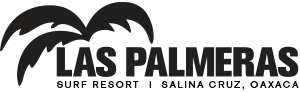 Las Palmeras Surf Resort Logo