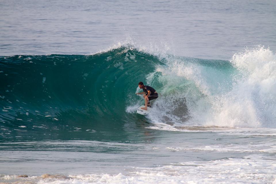 Aaron Bierman Las Palmeras Surf Camp
