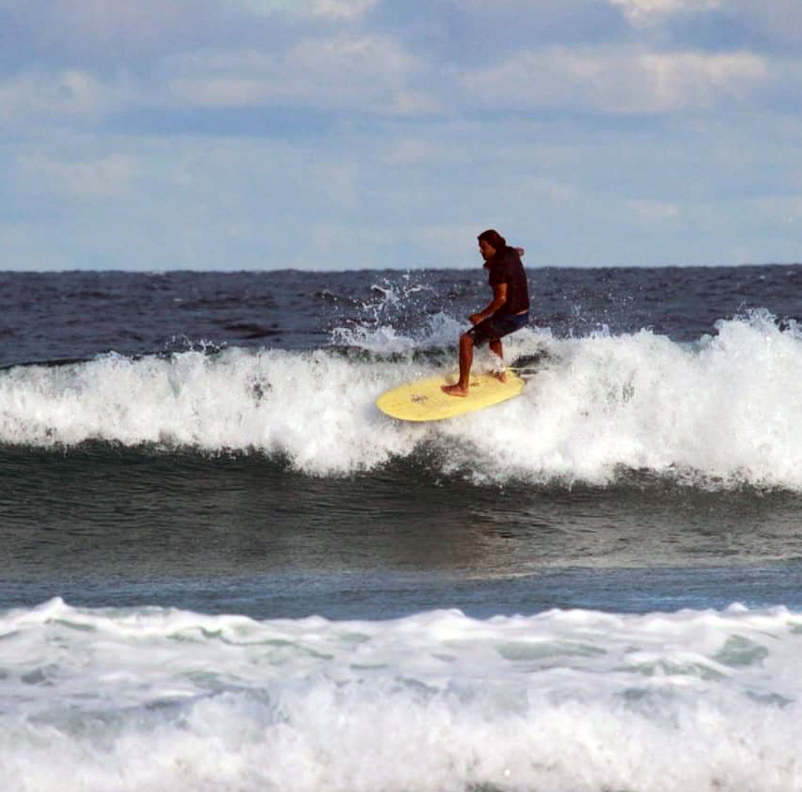 David Ramirez, Salina Cruz, Oaxaca, Mexico, October 2018 Las Palmeras Surf Camp