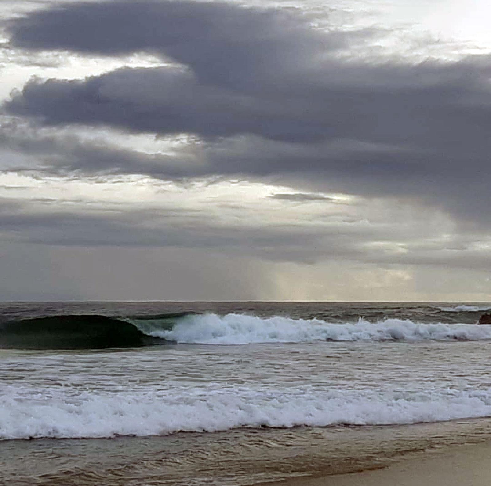 Salina Cruz, Oaxaca, Mexico, October 2018 Las Palmeras Surf Camp