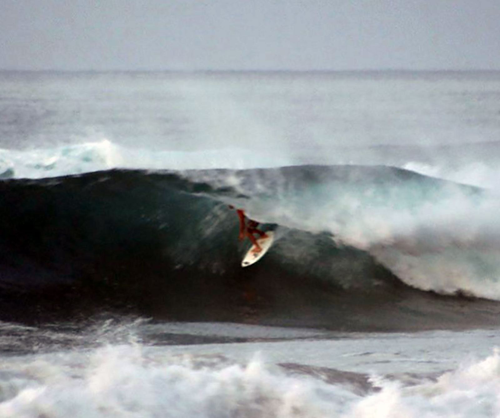 Josh Mulcoy Sand Point Hound, Salina Cruz, Oaxaca, Mexico, Las Palmeras Surf Camp
