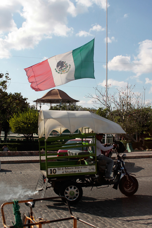 La Motobandera, Salina Cruz, Oaxaca