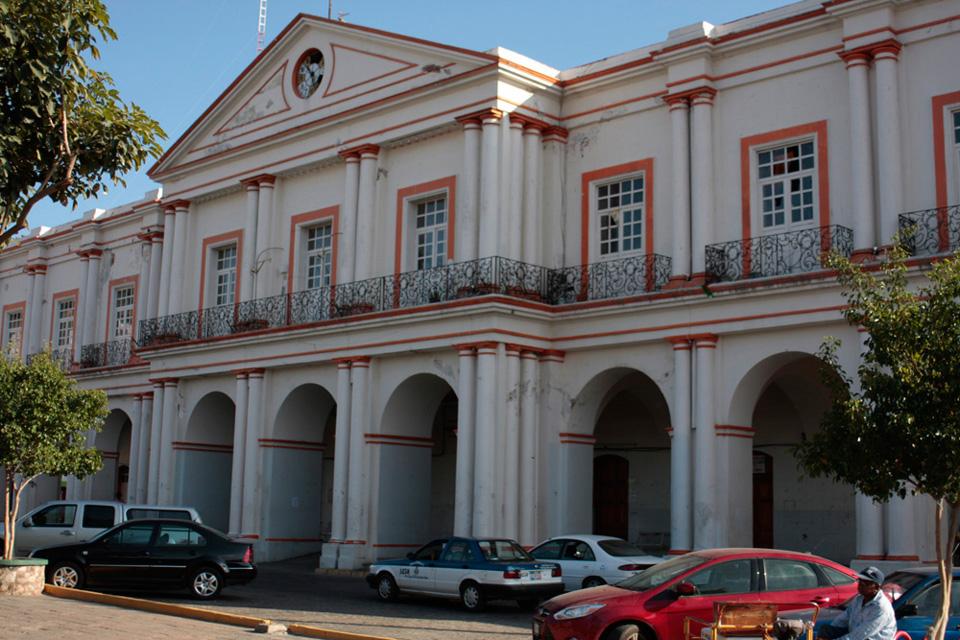 Palaciotehua, Salina Cruz, Oaxaca