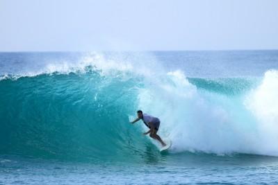 Secret Point | Las Palmeras Surf Camp, Salina Cruz, Oaxaca, Mexico