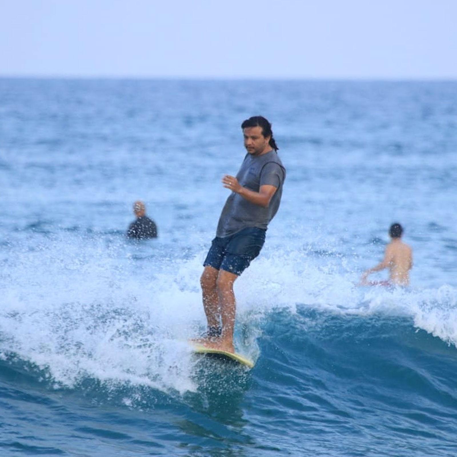 David Ramirez, Las Palmeras Surf Camp Photo Surfrik