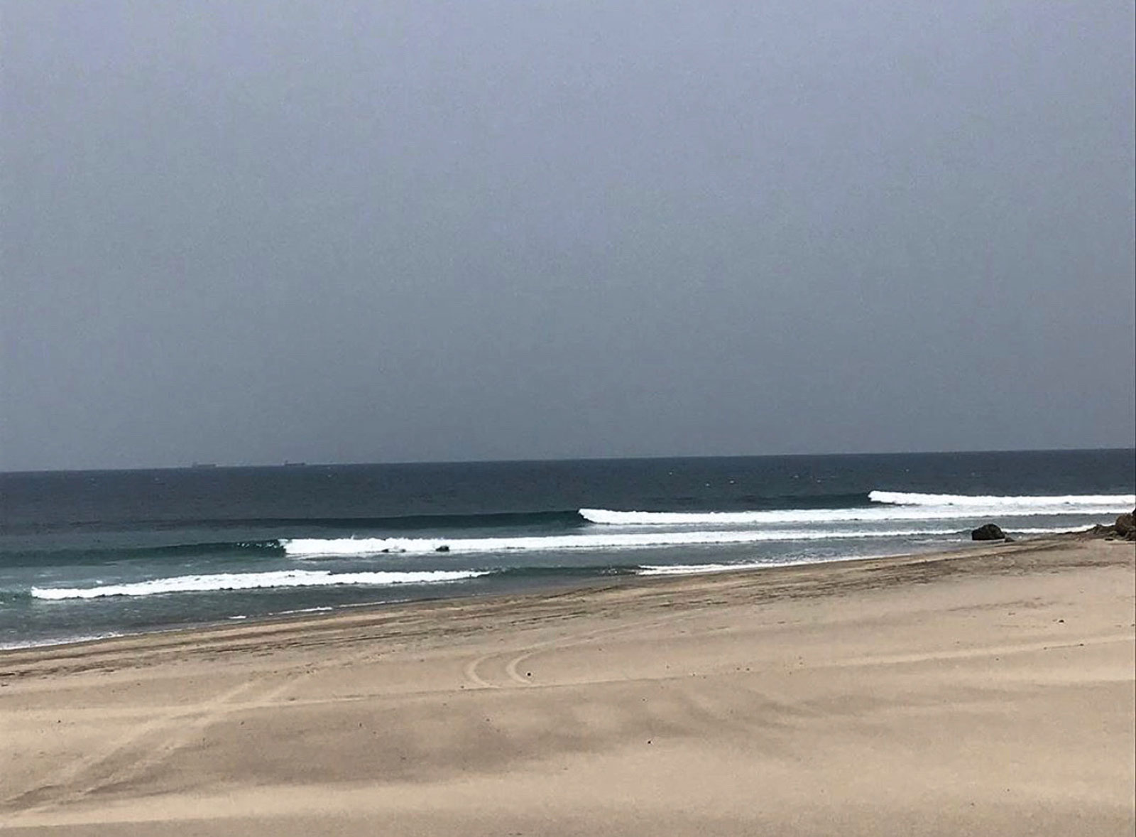 Surfing Salina Cruz, April 2020 - Las Palmeras Surf Camp