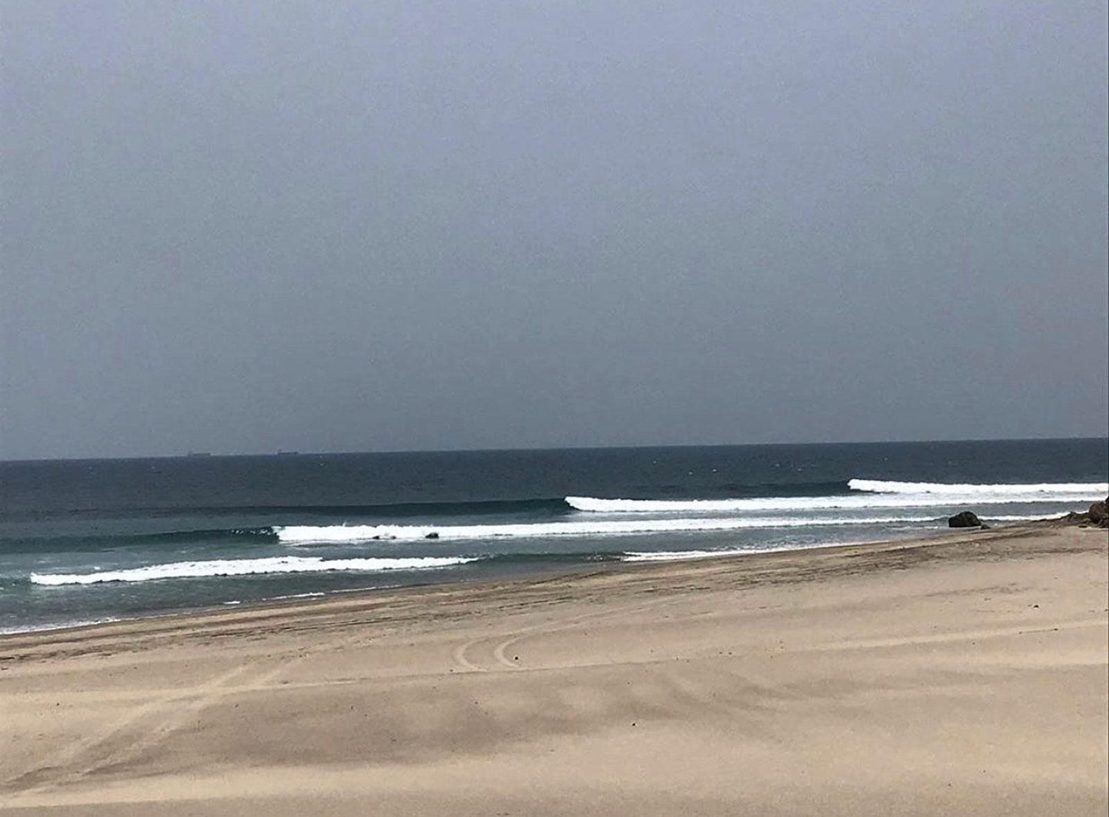 Surfing Salina Cruz, April 2020 - Las Palmeras Surf Camp