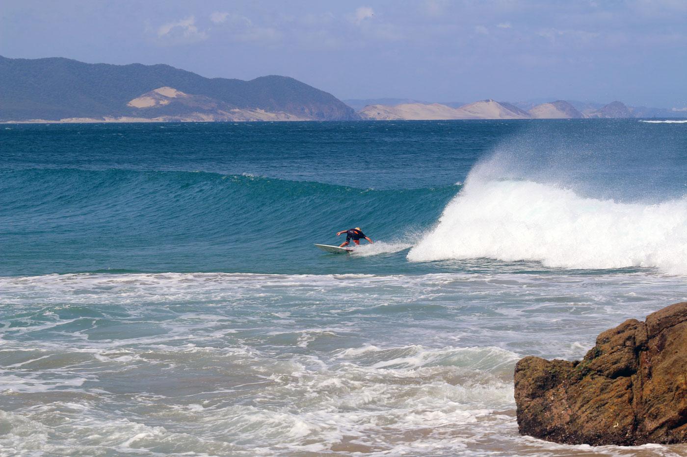Ben Brantell Las Palmeras Surf Camp
