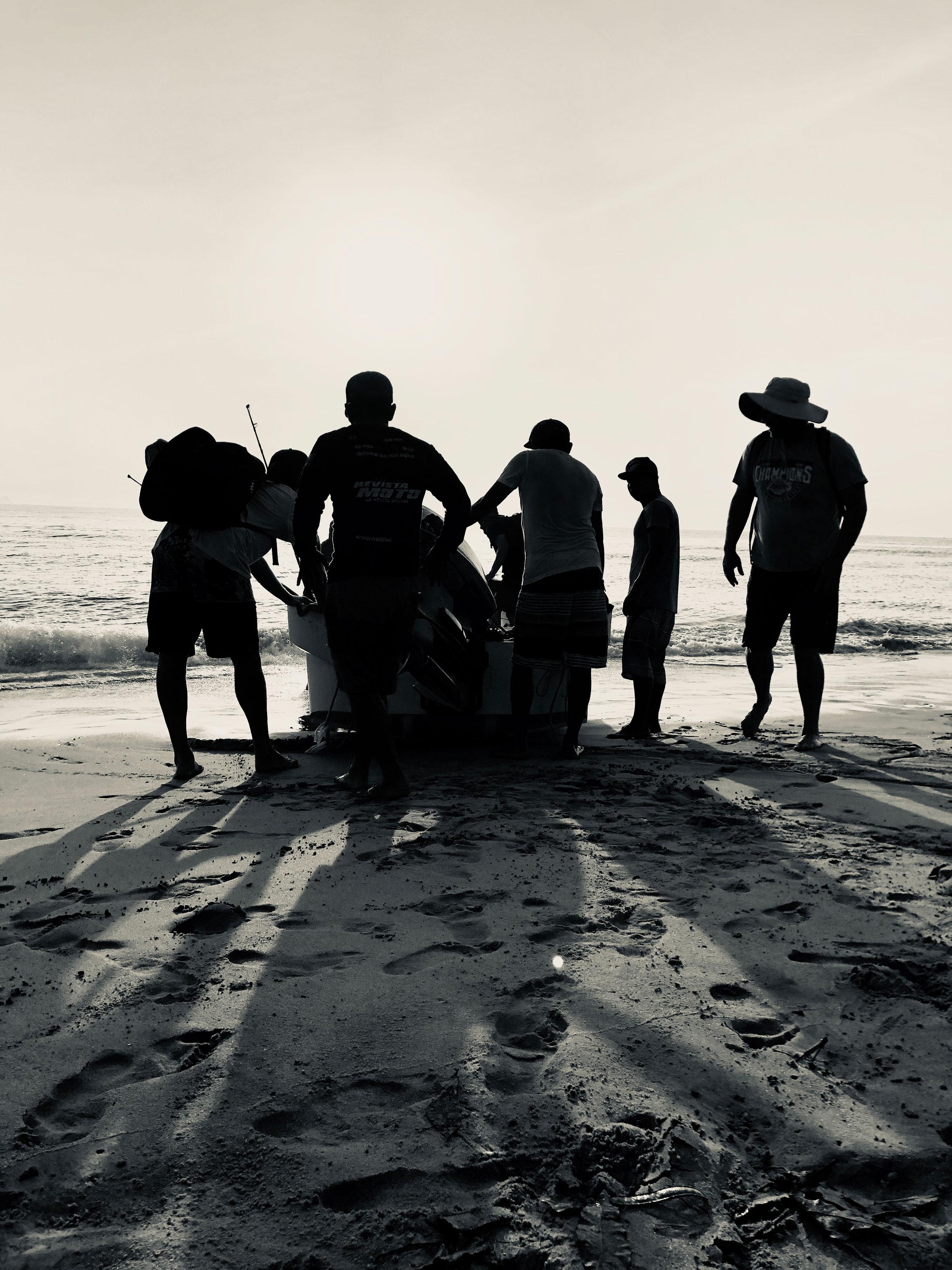 Las Palmeras Surf Camp - Photos July 2018