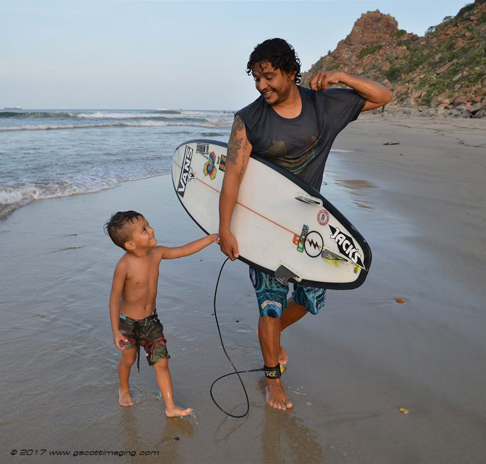 David Ramirez | Las Palmeras Surf Camp, Salina Cruz, Oaxaca, Mexico