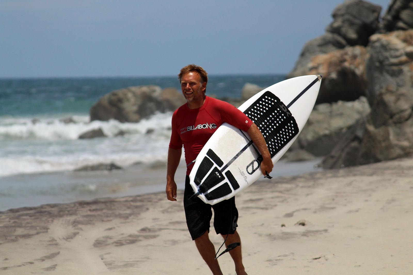 Donald, Punta Conejo | Las Palmeras Surf Camp, Salina Cruz, Oaxaca, Mexico