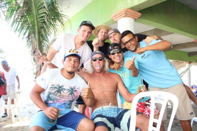 Vans Surf Crew | Las Palmeras Surf Camp, Salina Cruz, Oaxaca, Mexico