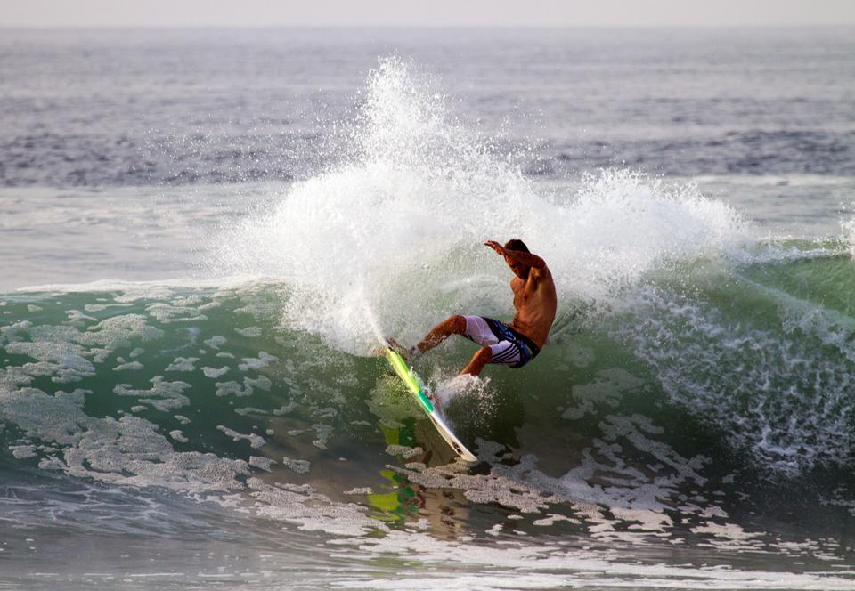 Mulcoy hack, Bamba, Salina Cruz, Las Palmeras Surf Camp