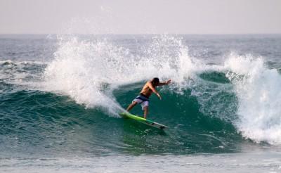 Mulcoy hack take 2, Bamba, Salina Cruz, Las Palmeras Surf Camp