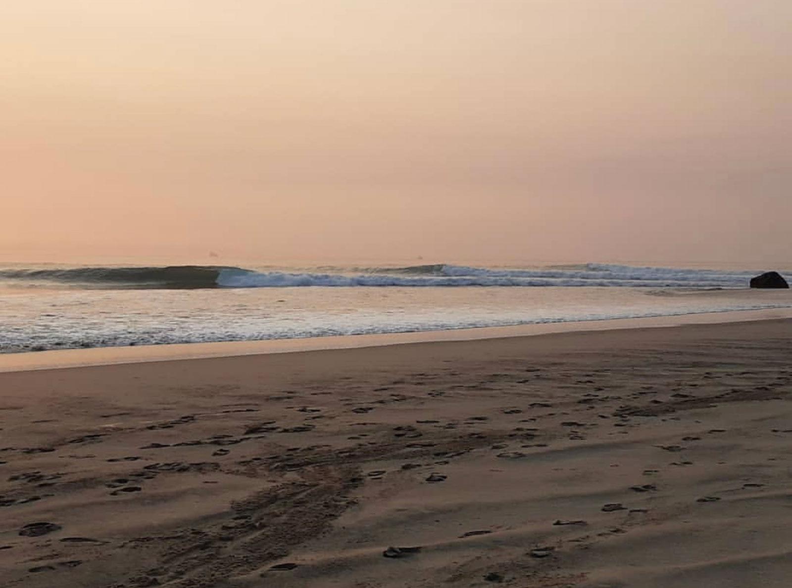 Las Palmeras Surf Camp Salina Cruz