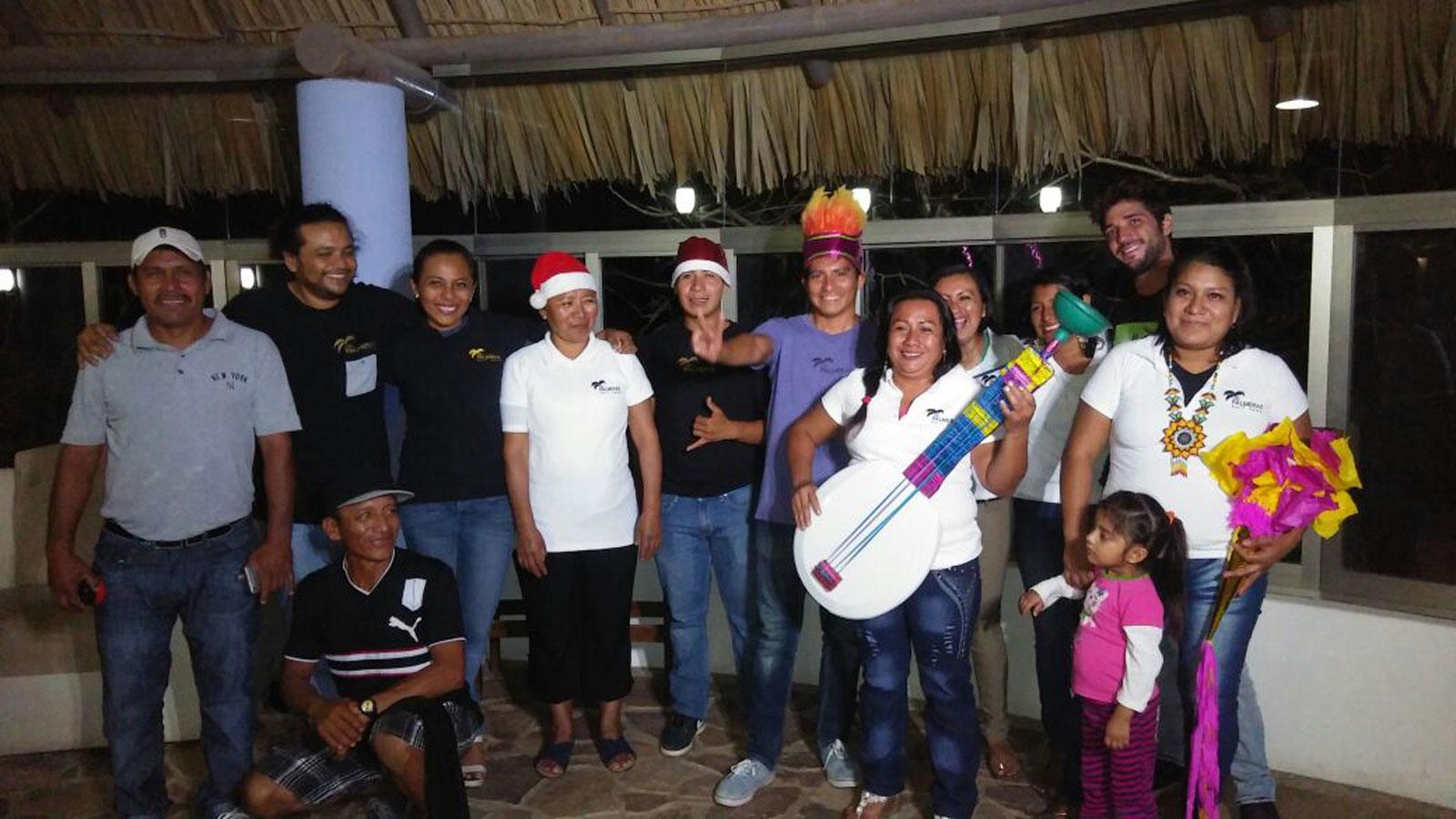La Fiesta | Las Palmeras Surf Camp, Salina Cruz, Oaxaca, Mexico