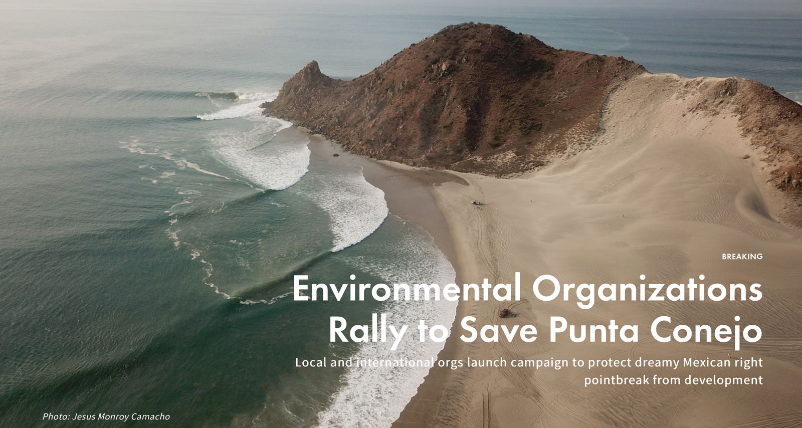 Surfline Save Punta Conejo