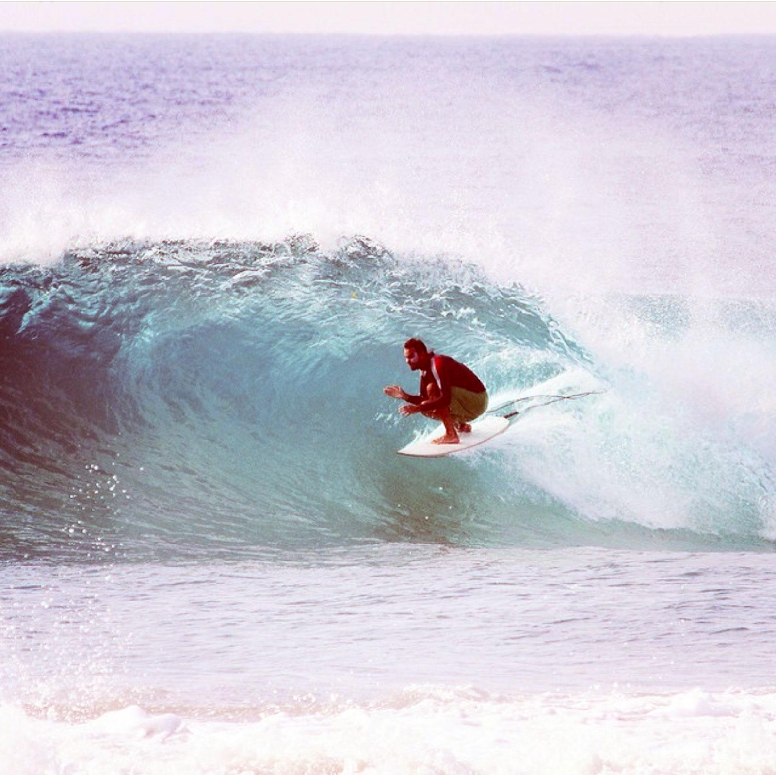Trevor Las Palmeras Surf Camp 3