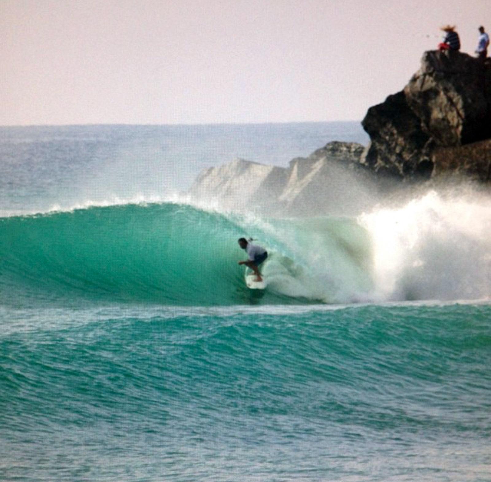 Trevor Las Palmeras Surf Camp 1