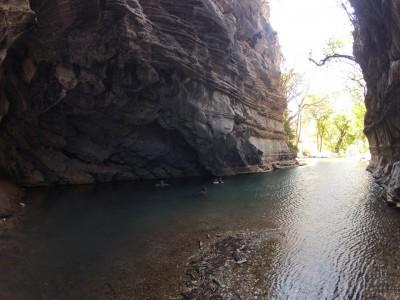 Beautiful caves and waterfalls, Salina Cruz, Las Palmeras Surf Camp